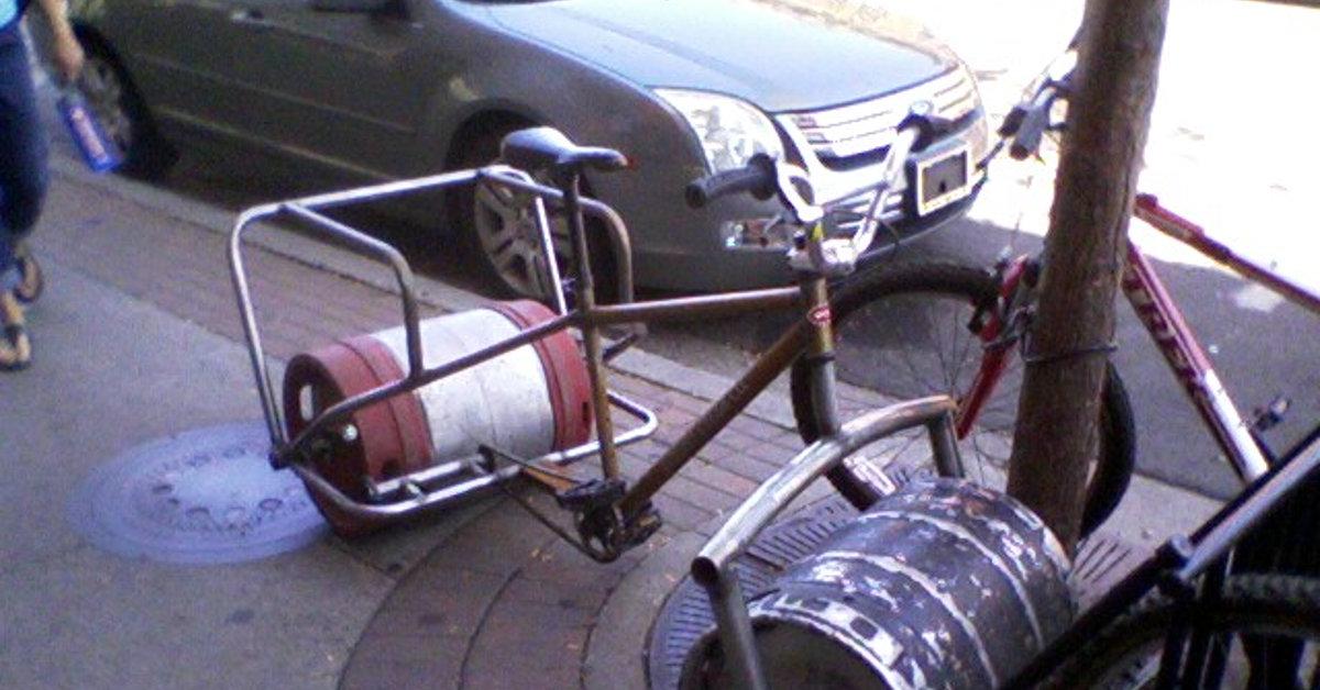Kegcycle