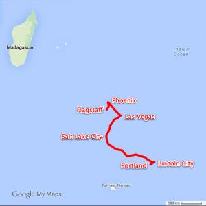 Indian Ocean Antipodes
