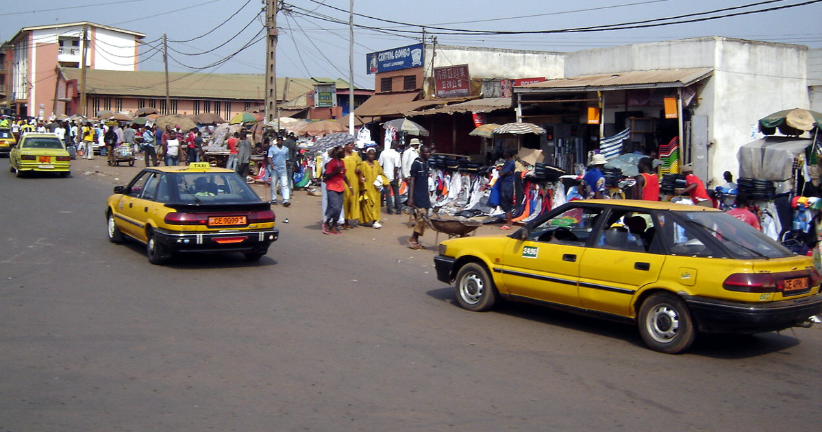 More markets, Cameroon