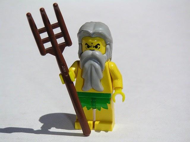 Olympus Lego
