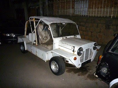Jeep Golf Cart