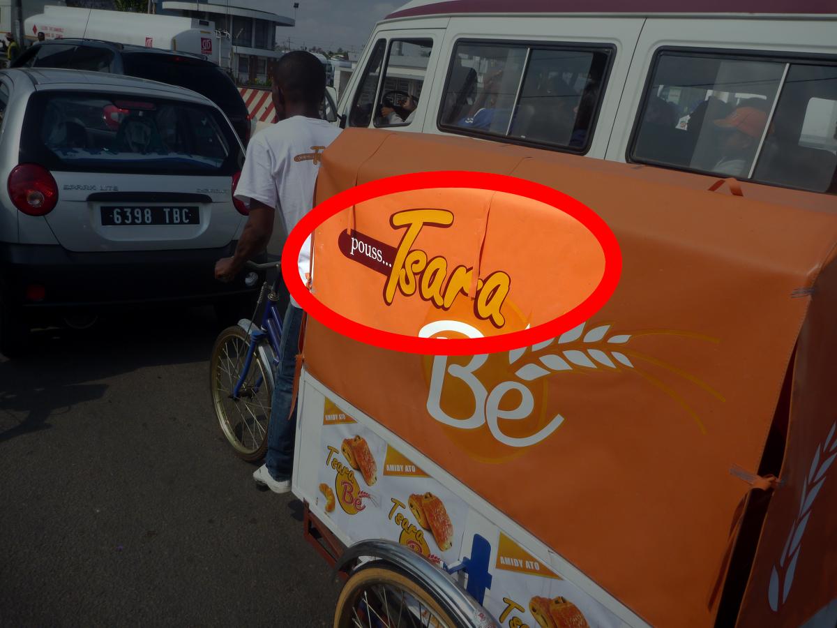 Tsara Be Bike