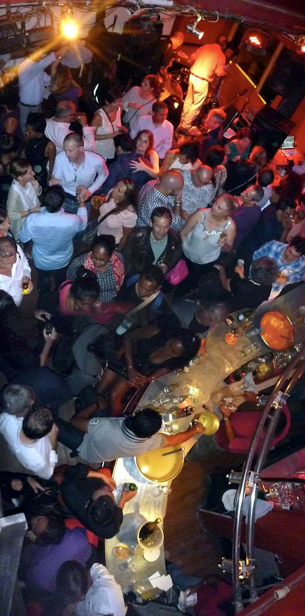 MADBAND at Bar Mojo