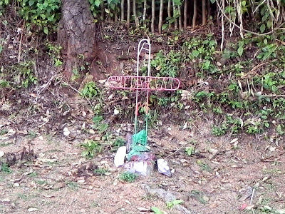 Andasibe memorial to the 1947 Malagasy Uprising