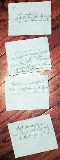 Alice's Haiku